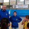 Mini femení C.E. Palamós 22 - Unió Maristes Blanc 61 Següent derrota consecutiva contra les terceres de la classificació en un partit molt intens en defensa per part de l'equip contrari ...